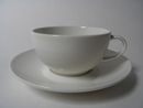 Domino Tea Cup and Saucer