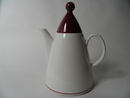 Harlekin Red Hat Coffee Pot Arabia