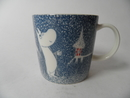 Moomin mug Slight snowfall