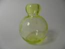 Tellus -pullo keltainen pieni