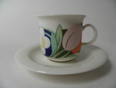 Arctica Poetica Coffee Cup & Saucer Arabia SOLD OUT