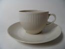 Sointu COffee Cup and Saucer lightbrown Arabia