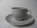 Sointu Coffee Vuo an Saucer grey Arabia