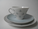 Monica Coffee Cup and 2 Plates Arabia SOLD OUT