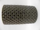 Harlekiini maljakko ruskea 17 cm Arabia