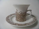 Veronica Coffee Cup and Saucer