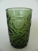 Vihreä juomalasi Riihimäen lasi  MYYTY