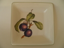 Cascara Dinner Plate Square V&B SOLD OUT