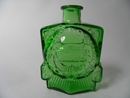 Locomotive Bottle green
