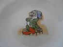 Lasten lautanen Seitsemän Kääpiötä