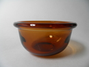 Luna Dessert Bowl brown