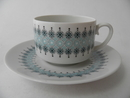 Louhi Coffee Cup and Saucer