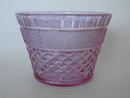 Glass Pot lilac Riihimäen lasi