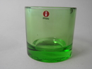 Kivi Candleholder 80 mm apple green Iittala SOLD OUT