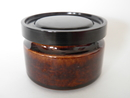 Porcelain Container Dark Brown