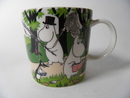 Moomin Mug Going on vacation