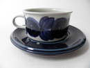 Anemone Tea Cup and Saucet Arabia SOLD OUT