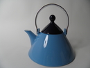 Harlekin Turquoise Tea Pot Arabia SOLD OUT