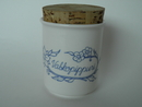 Spice Jar White Pepperi Arabia