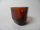 Tris Candleholder brown Iittala SOLD OUT