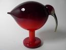 Ibis punainen Oiva Toikka MYYTY