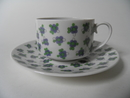 Pikkukukka Coffee Cup and Saucer Arabia SOLD OUT