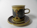 Otso Coffee Cup and Saucer Arabia SOLD OUT