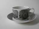 Calypso Mocha Coffee Cup and Saucer Arabia SOLD OUT