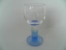 Mondo Schnapps glass blue Iittala