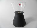 Glow Oil Lantern black Iittala