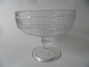 Barokki footed Serving Bowl Riihimaki SOLD OUT