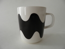 Lokki Mug black Marimekko SOLD OUT