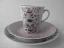 Tea Coffee Cap and 2 Plates Esteri Tomula