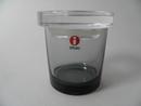 Jars -purkki 7,6 cm harmaa