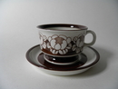Katrilli Mocha Cup and Saucer Arabia SOLD OUT