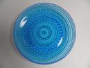 Kastehelmi Plate 14 cm blue
