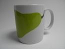 Pear Mug green Marimekko SOLD OUT