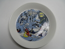 Moomin Plate Millenium