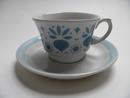 Retikka kahvikuppi sininen