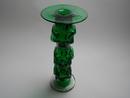 Kasperi kynttilänjalka vihreä