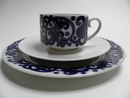 Josefiina Coffee Cup and 2 Plates Arabia SOLD OUT