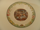 Foxwood Tales Soup Plate Spring V&B SOLD OUT