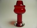 Puisto Vase red
