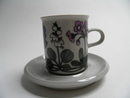 Flora Coffee Cup and Saucer SOLD OUT