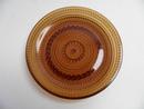 Kastehelmi Plate 14 cm brown Nuutajarvi