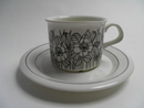 Krokus Coffee Cup and Saucer Arabia SOLD OUT