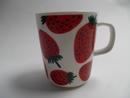 Strawberry Mug Marimekko