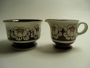 Katrilli Creamer and Sugar Bowl Arabia SOLD OUT