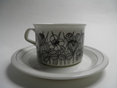 Krokus Tea Cup and Saucer Arabia SOLD OUT