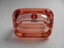 Vitriini 60x60 mm lohenpunainen Iittala